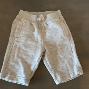 Grey sweats from Baby Gap